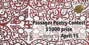Passager Poetry Contest