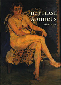 Hot Flash Sonnets cover