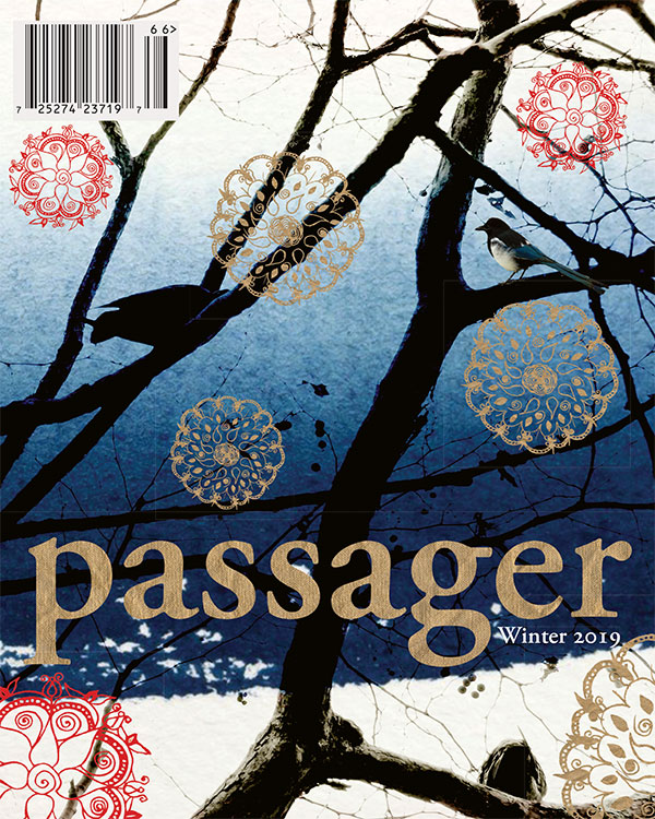 2019 Passager Open Issue Issue 66 cover