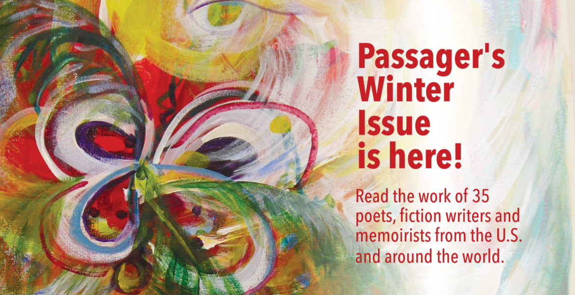 Passager Winter Issue Is Here announcement banner