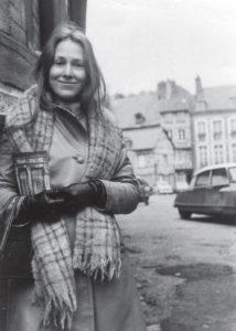 Anne Frydman portrait