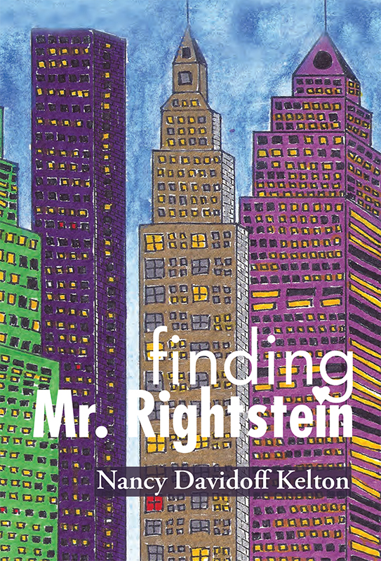Find Mr. Rightstein book cover