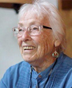 Joyce Abell portrait