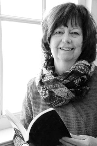 Kathy Mangan portrait