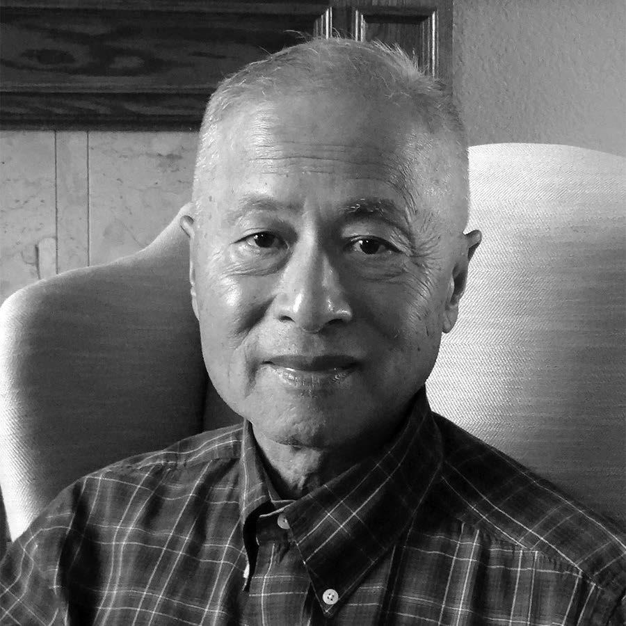Roy Cheng Tsung portrait