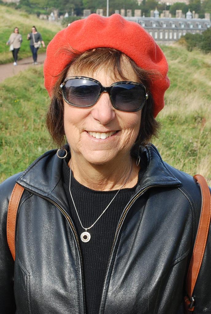 Liz Abrams-Morley portrait