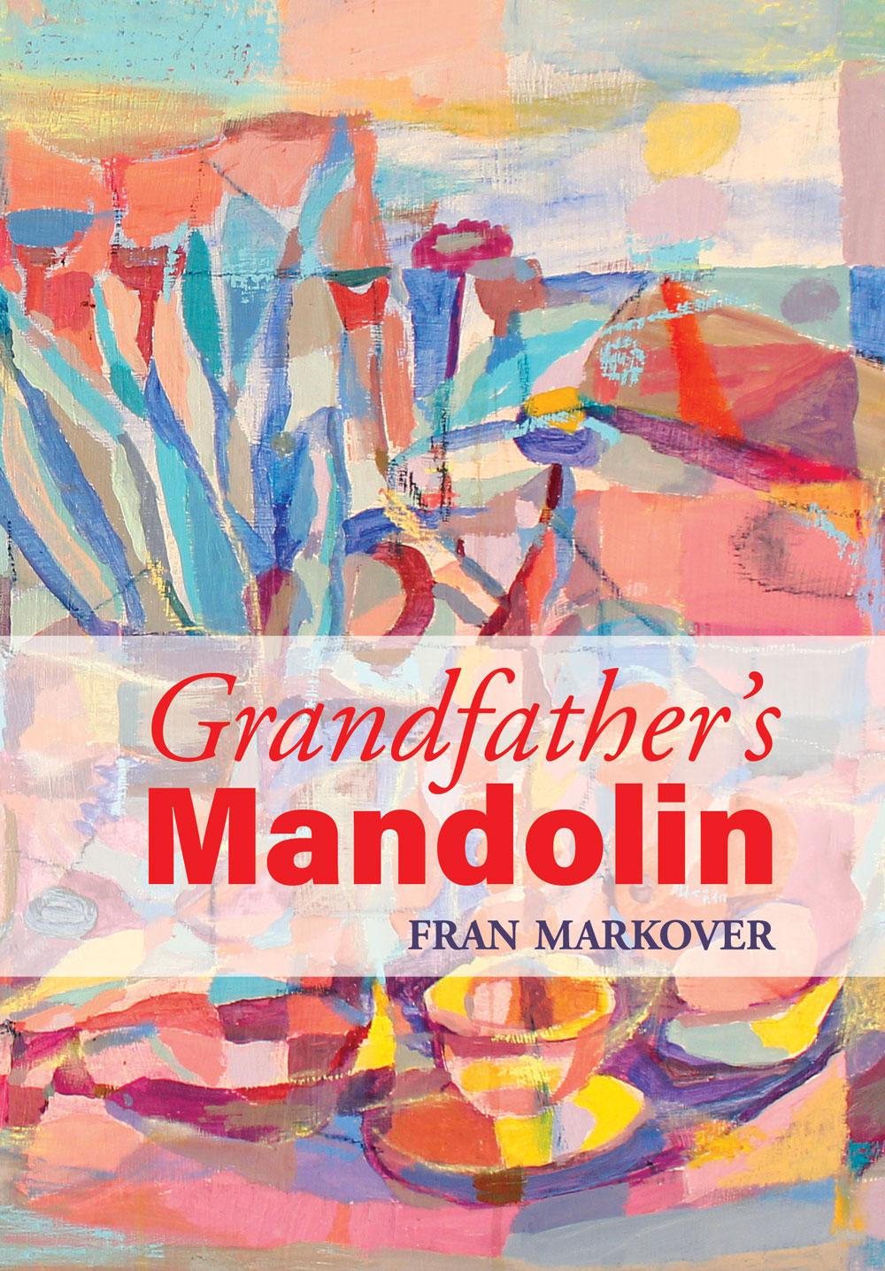 Grandfather's Mandolin book cover