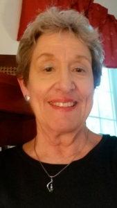 Gail DiMaggio portrait